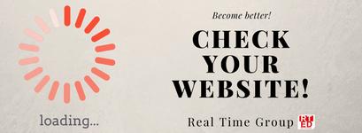 Website Checkup