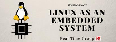 לינוקס כמערכת Embedded