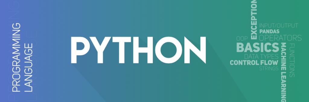 python  תמונת אווירה