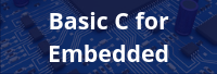 c for embedded basic - button