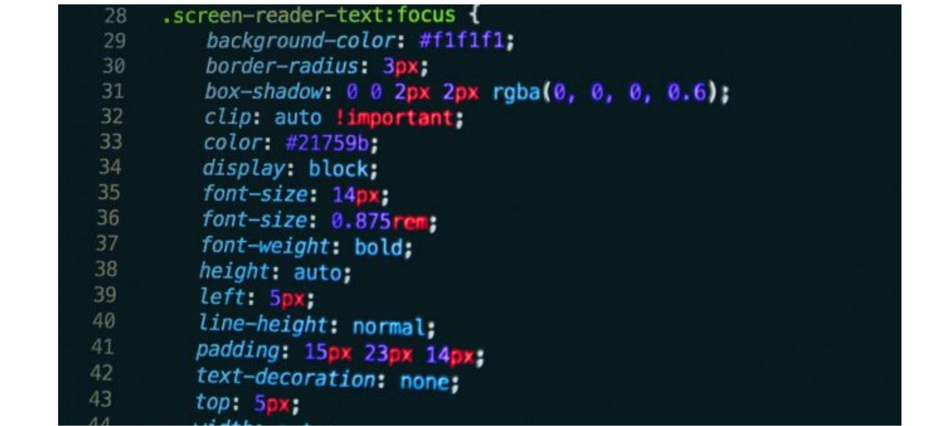 תמונת אווירה CSS