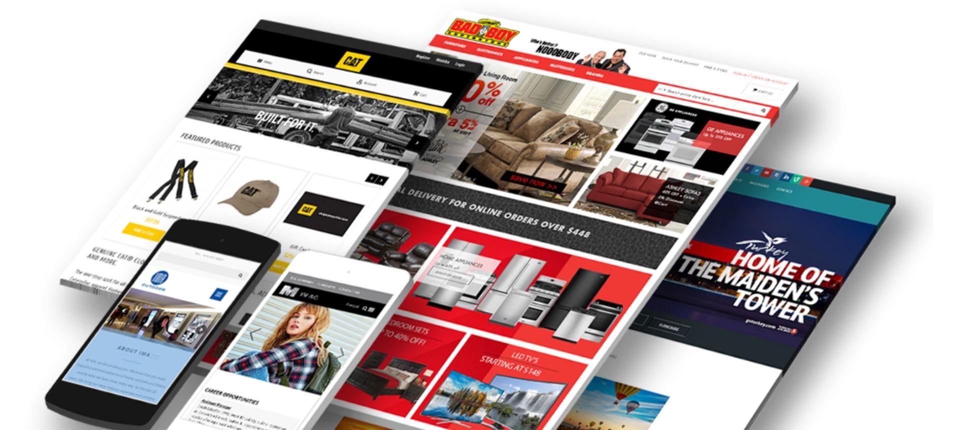 תמונת אווירה עיצוב אתרים