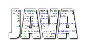 כוחה של Java